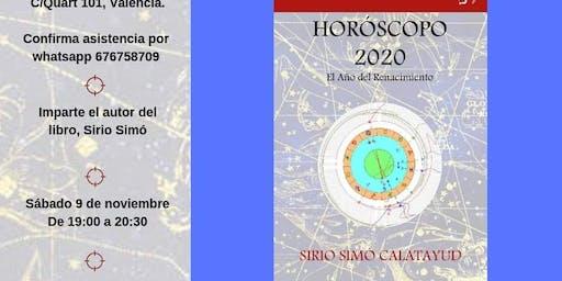 Presentación Libro: HORÓSCOPO 2020.