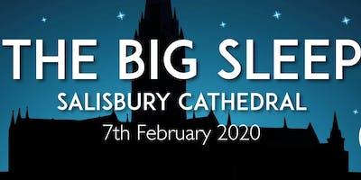 The 2020 BIG Sleep at Salisbury Cathedral