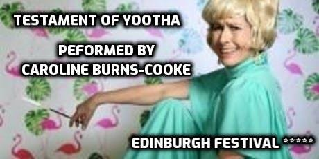TESTAMENT OF YOOTHA - UNRESERVED SEATING (16+)