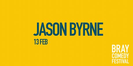 "Jason Byrne ""Wrecked but Ready"" Tour tickets"