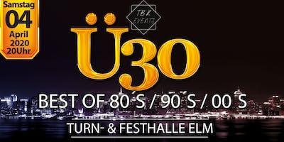 Ü30 Party Elm 2020