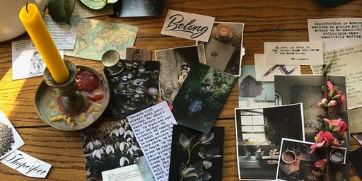 THE STORY OF MY HOME-MOOD BOARD WORKSHOP