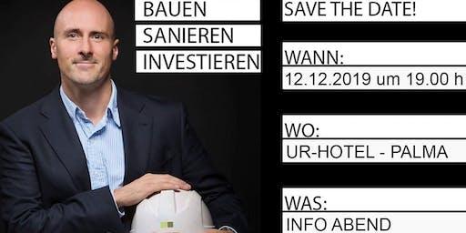 BAUEN SANIEREN & INVESTIEREN