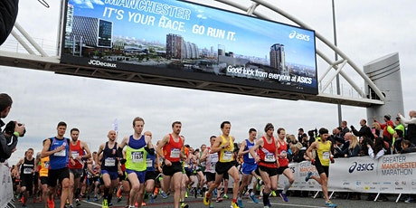 Greater Manchester Marathon 2020 for Carers UK tickets