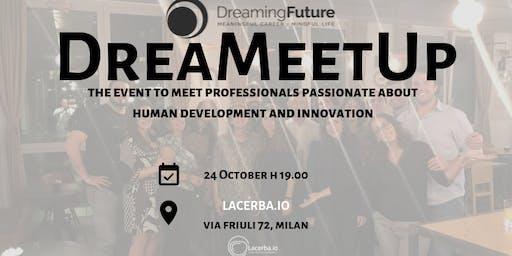 DreaMeetUp - October Event