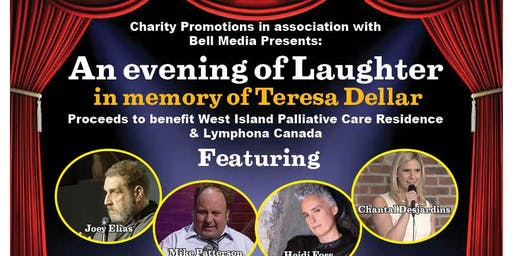 An Evening of Laughter in memory of Teresa (TC) Dellar
