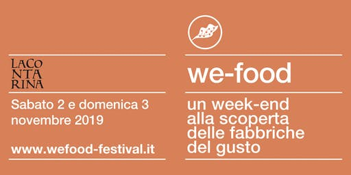 We-Food 2019 @ La Contarina