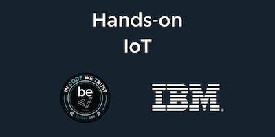IoT Workshop with IBM - Brussels