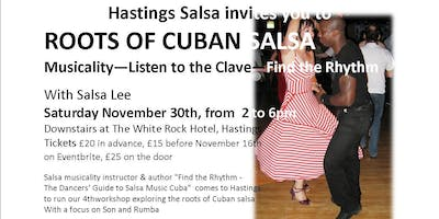 Roots of Cuban Salsa - Musicality