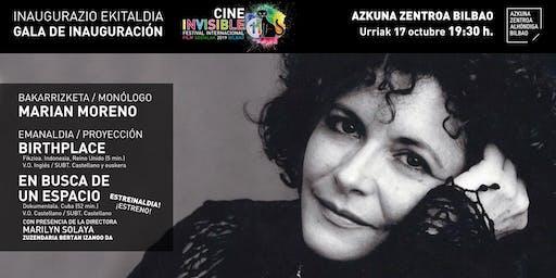 Inauguración 11º Festival de CINE INVISIBLE 'Film Sozialak' de Bilbao 2019