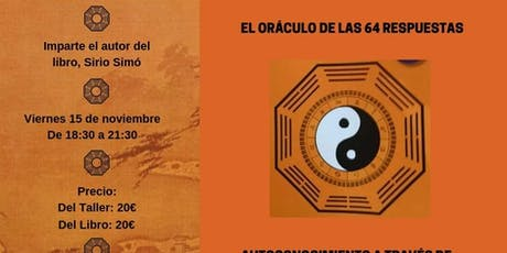 Taller I Ching Moderno tickets