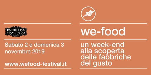 We-Food 2019 @ Fraccaro Spumadoro
