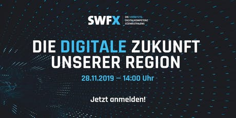 Future of our Region - SWFX tickets