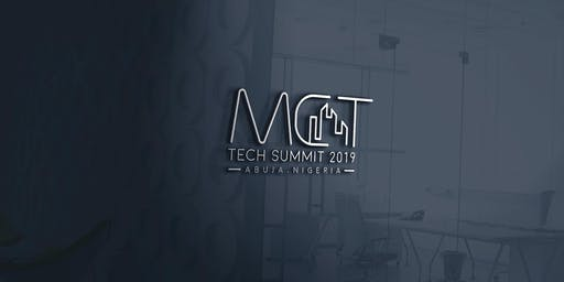 AI Bootcamp @ The MCT Tech Summit 2019, Abuja