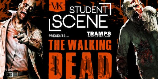Student Scene: THE WALKING DEAD Halloween Special