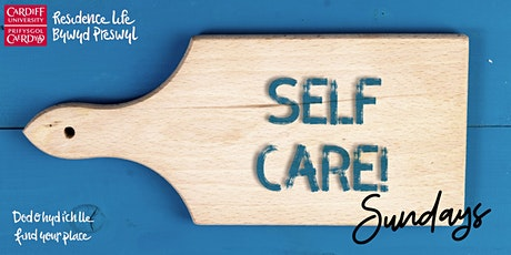 South Campus Self-Care Sunday | Dydd Sul Hunanofal Campws y De tickets