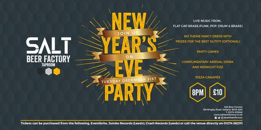 Salt's New Years Eve Party!