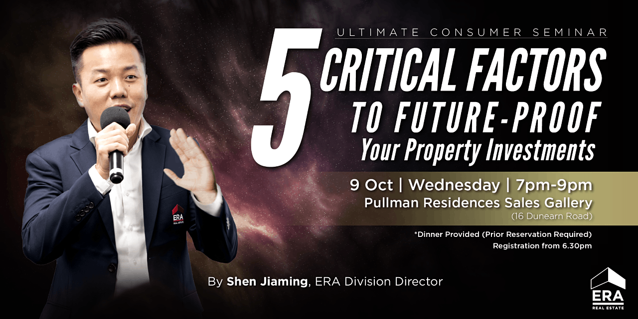 [UCS] 5 Critical Factors to Future-Proof Your Property Investments