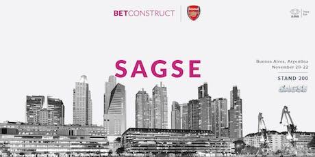 BetConstruct at SAGSE entradas