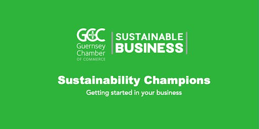 Sustainability Champions - getting started in your business