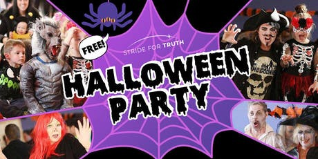 Halloween Party - Free Event! tickets