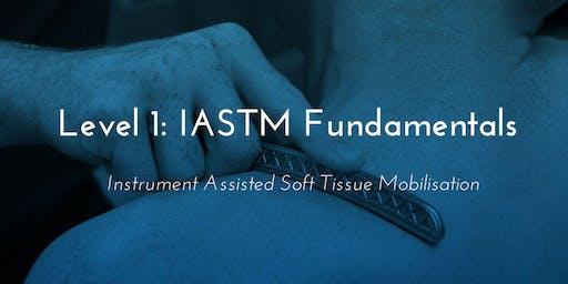 Level 1: IASTM Fundamentals - Manchester