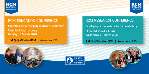 RCM Education Conference and RCM Research Conference 2020