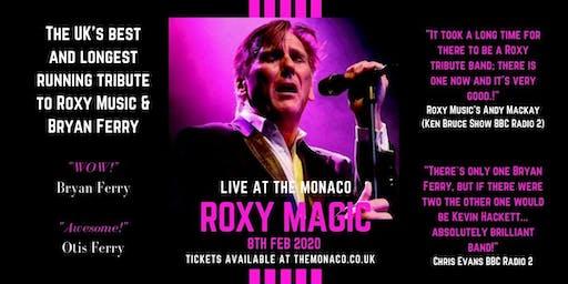Roxy Magic: A Night Celebrating the music of Roxy Music and Bryan Ferry