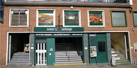 Exeter Jobs Fair tickets