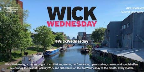 Wick Wednesday tickets