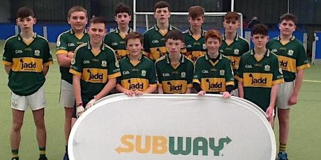 Subway Ulster GAA Provincial Indoor U14 Football Blitz tickets