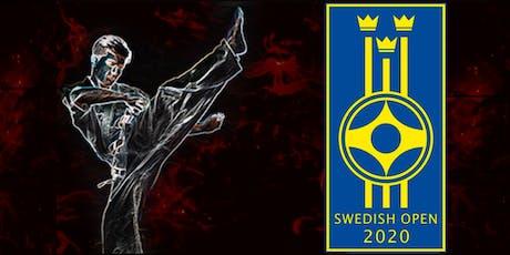 Swedish Open Kyokushin Karate Knock Down Tournament tickets