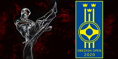 Swedish Open Kyokushin Karate Knock Down Tournament tickets