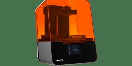 Présentation Form3 : la dernière imprimante 3D de Formlabs billets
