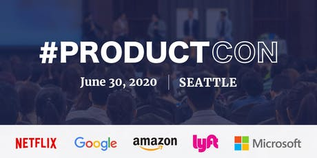 ProductCon Seattle: The Product Management Conference tickets