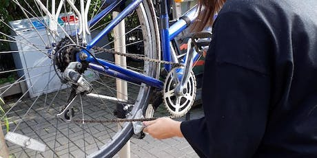 Introduction to Looking after your Bicycle - 3 sessions (women-only) tickets
