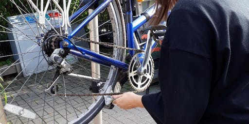 Introduction to Looking after your Bicycle - 3 sessions (women-only)