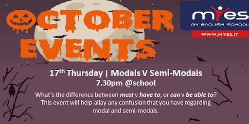 Modals V Semi-Modals