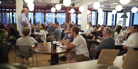 Start-Ups – Wie mache ich es richtig? Das raten die Anwälte Tickets