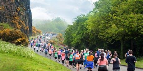 Edinburgh Marathon 2020 for Carers UK tickets