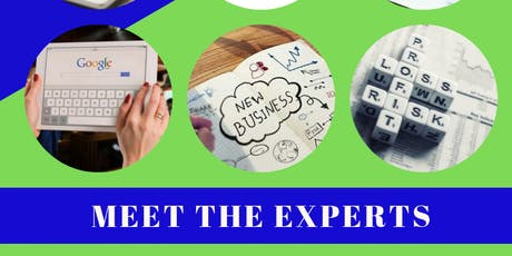 Meet The Experts - Free Event For Pre-start, StartUps & Existing Businesses tickets