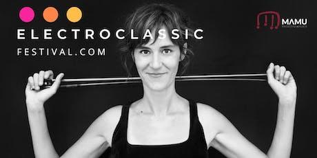 DUENDE - Eloisa Manera (violino, elettronica) +  aperitivo biglietti