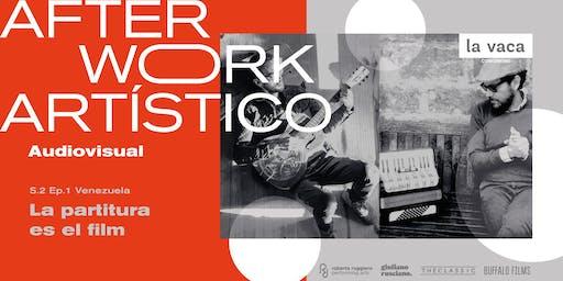 Afterwork Artístico S_02 EP_01 Venezuela
