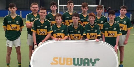 Subway Ulster GAA Provincial Indoor U16 Football Blitz tickets
