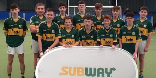 Subway Ulster GAA Provincial Indoor U16 Football Blitz
