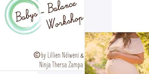 Baby Balance Workshop