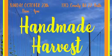 Handmade Harvest tickets