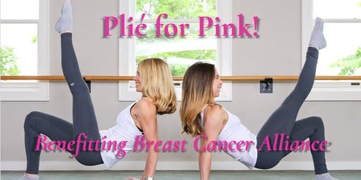Plié for Pink Forme Barre Fitness New Canaan
