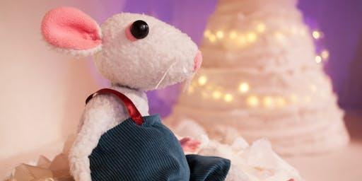 Snow Mouse -  an enchantingwinter's tale