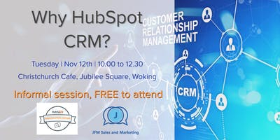 Why HubSpot CRM?